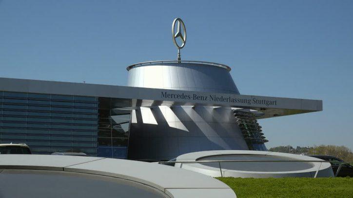 Auto buzz 08 12 16 for Mercedes benz worldwide sales figures
