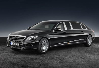 2018 Mercedes-Maybach S600 Pullman Guard (1)