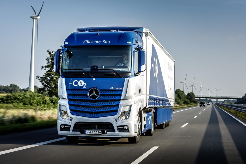Mercedes Benz Trucks
