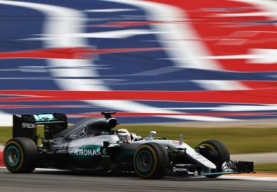Lewis Hamilton wins 2016 US Grand Prix