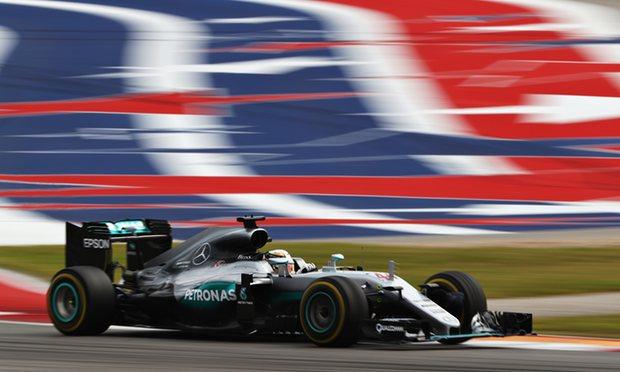 Lewis Hamilton wins 2016 US Grand Prix