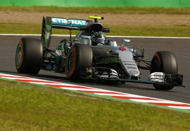 Nico Rosberg wins Japanese Grand Prix