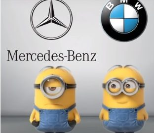 bmw vs mercedes
