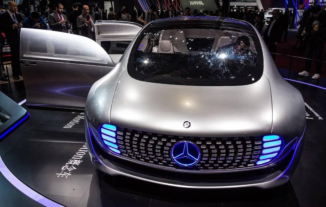 2016 Delhi Auto Expo Top 10 Concept Cars: Top 5 Mercedes-Benz Concept Cars