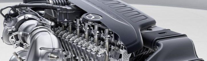 mercedes-benz engine
