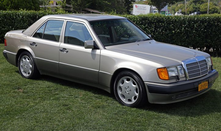 1992 Mercedes-Benz_500E