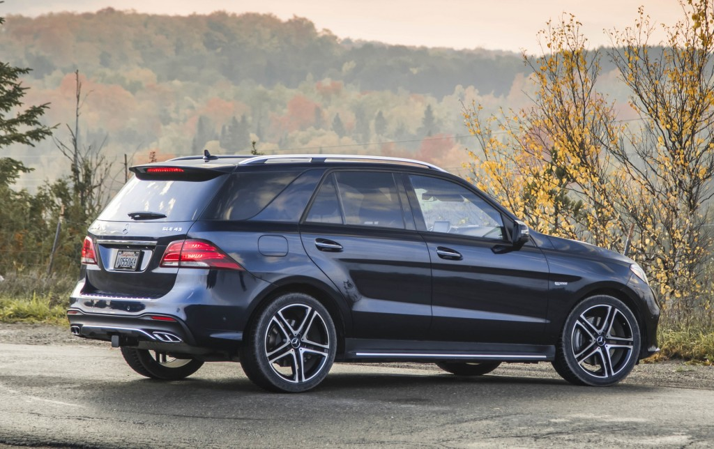 Top 5 Things You Should Know About the 2017 Mercedes-AMG GLE 43