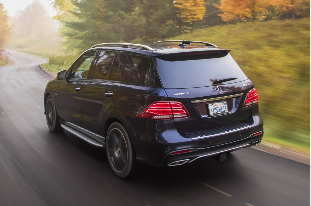 Top 5 Things You Should Know About The 2017 Mercedes Amg Gle 43