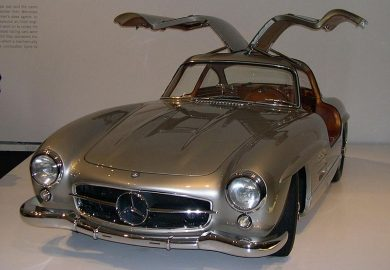 Mercedes-Benz 300SL Gullwing Coupe