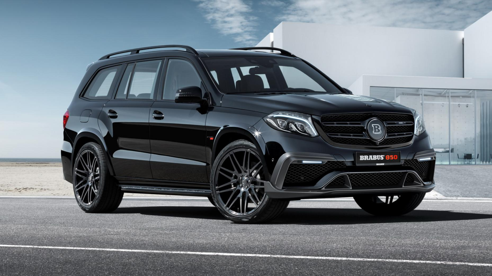 5 cool stuff about the brabus package for the mercedes amg for Mercedes benz stuff
