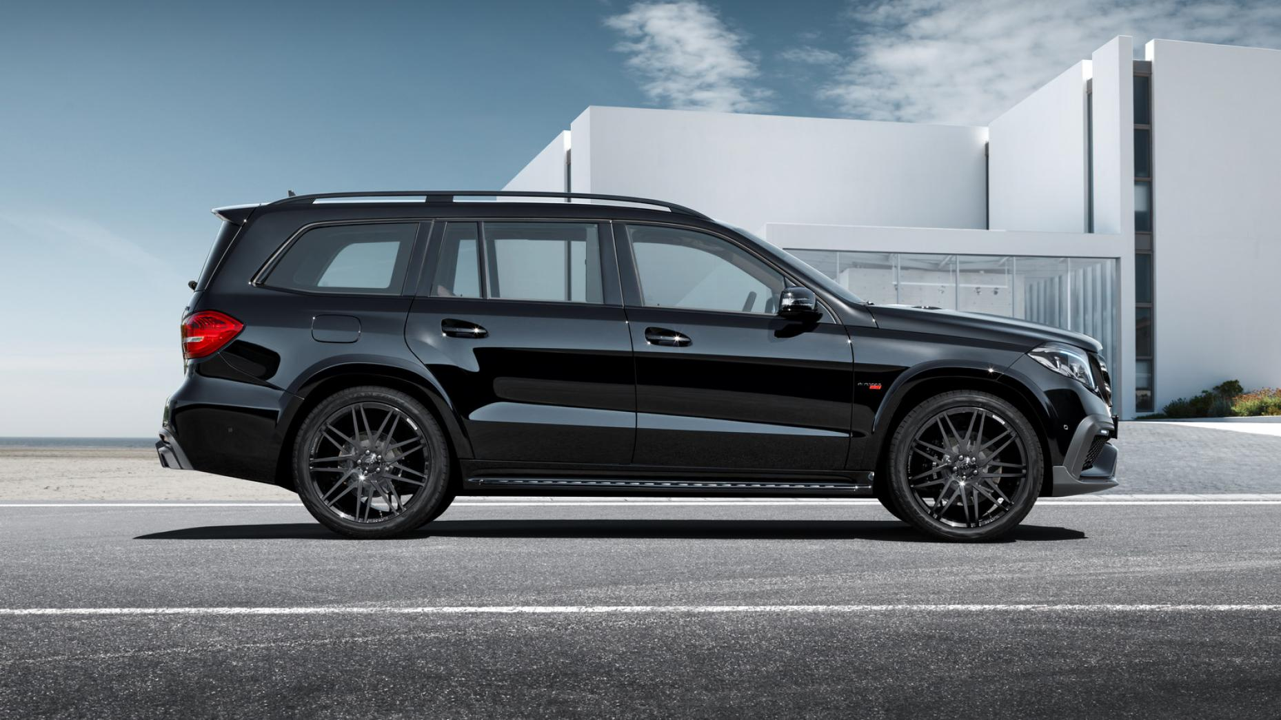 5 cool stuff about the brabus package for the mercedes amg gls 63. Black Bedroom Furniture Sets. Home Design Ideas