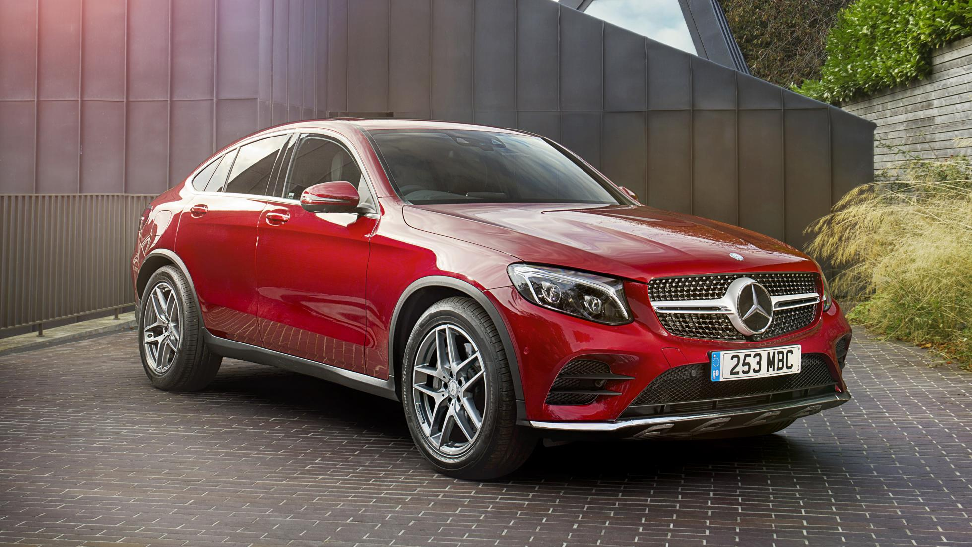 Mercedes benz glc coupe 1 a mercedes for Mercedes benz glc coupe