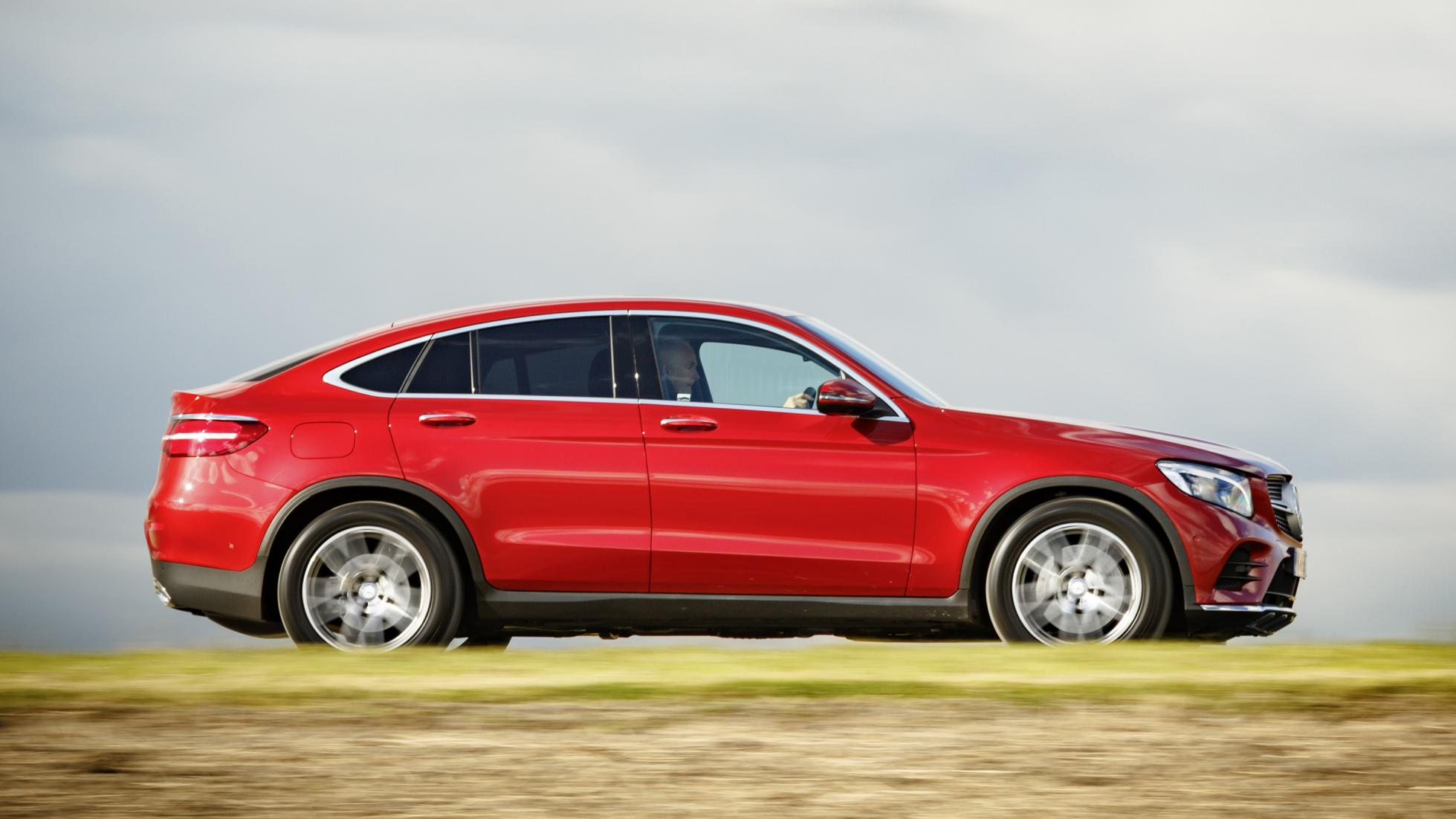 2018 Mercedes Benz Glc Coupe Suv Review >> Mercedes-Benz GLC 250d Coupe Review - BenzInsider.com - A Mercedes-Benz Fan Blog