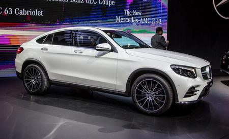 Review And Tech Demo Of The 2017 Mercedes Benz Glc Coupe