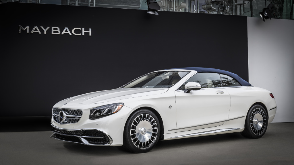 5 things to expect from the mercedes maybach s650 cabriolet for Mercedes benz s650 price