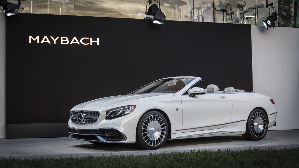 5 Things to Expect From the Mercedes-Maybach S650 Cabriolet