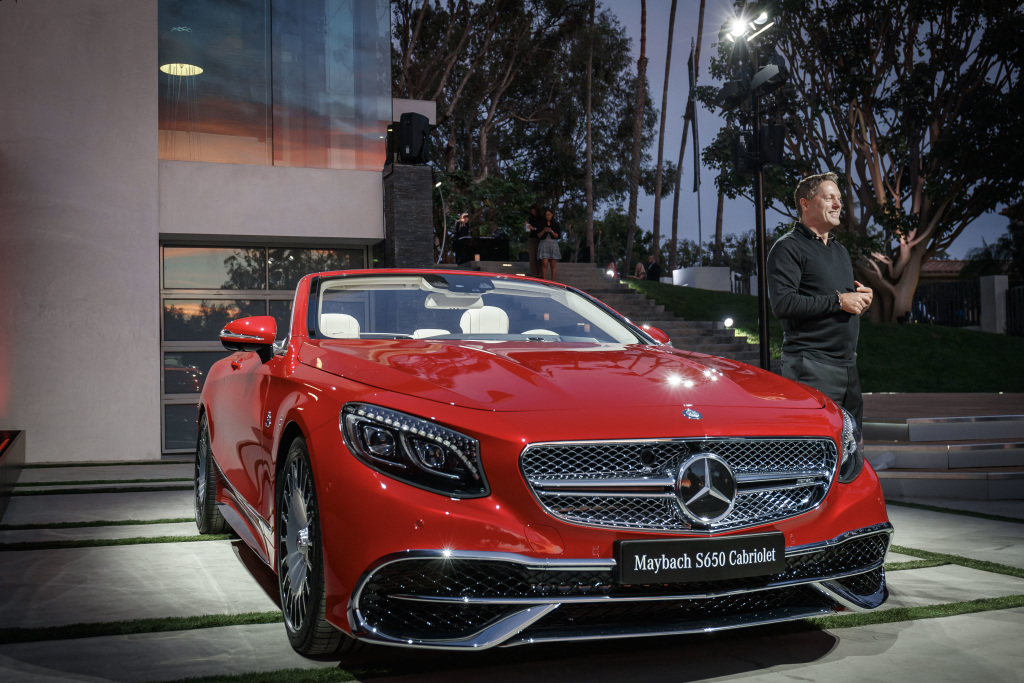 5 things to expect from the mercedes maybach s650 cabriolet for Mercedes benz s650