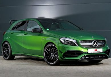speed-buster mercedes-amg a45