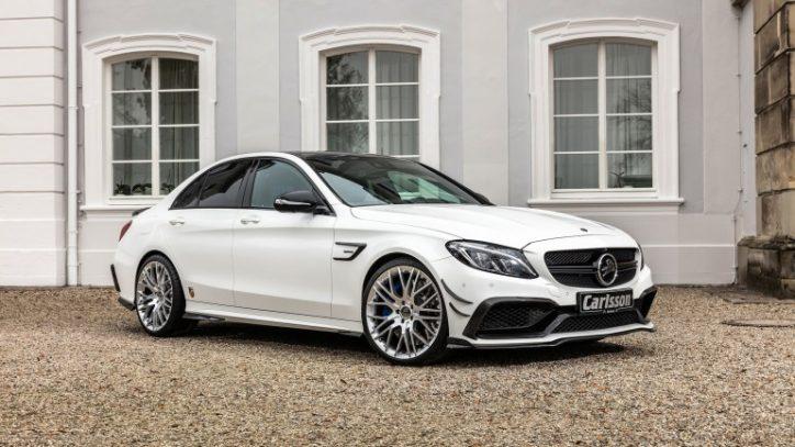 Mercedes-AMG C 63 S (2)