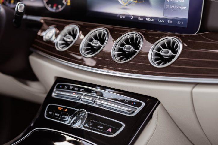 Mercedes-Benz E-Class Coupé (C 238), 2016
