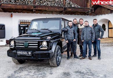 Kriesel Mercedes-Benz G-Wagen (4)