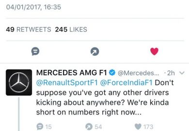 Mercees F1