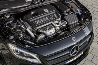 AMG GLA45 with AMG Performance Studio Package