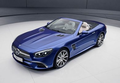 2017 Mercedes-Benz SL Roadster Designo Edition (1)