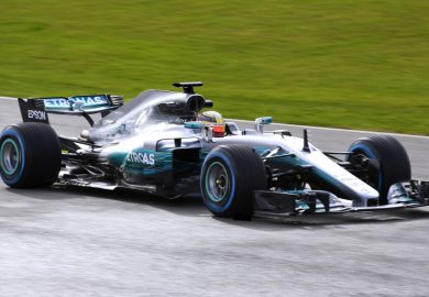 Mercedes-AMG Petronas Motorsport, Launch, Silverstone, Lewis Hamilton ;  Mercedes-AMG Petronas Motorsport, Launch, Silverstone, Lewis Hamilton;