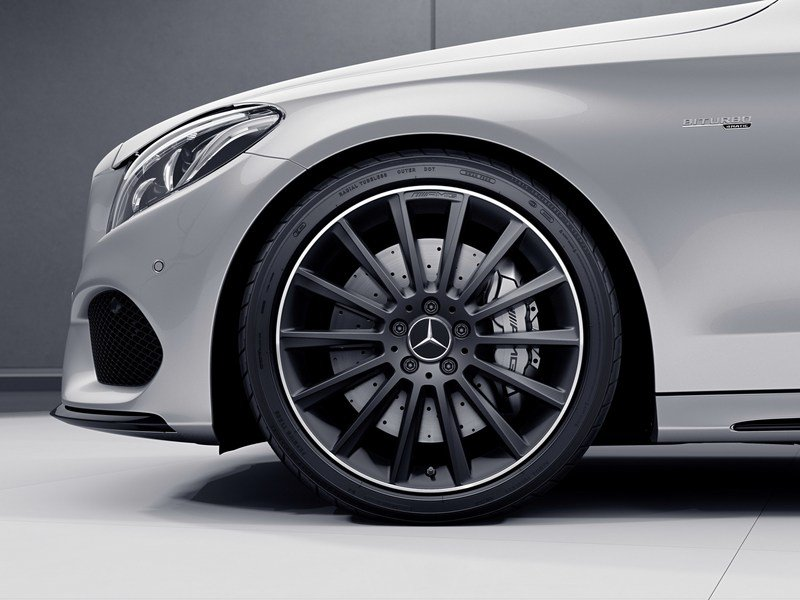 mercedes amg c43 4matic coupe and cabriolet night edition. Black Bedroom Furniture Sets. Home Design Ideas