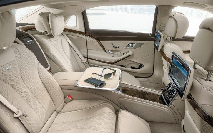 mercedes-benz luxury