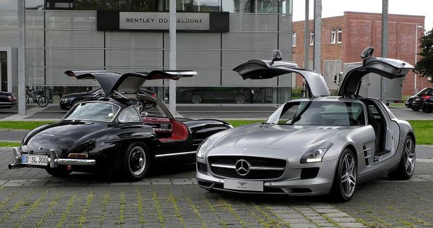 used vs new mercedes