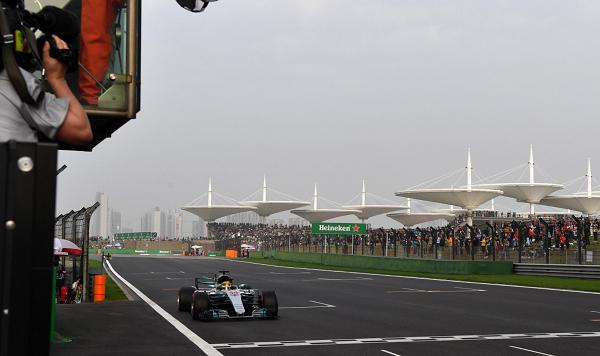 Verstappen rockets to China Grand Prix podium
