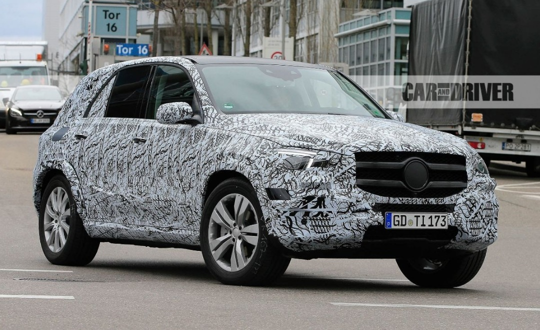 5 revelations about the 2019 mercedes benz gle for Mercedes benz gle 2019