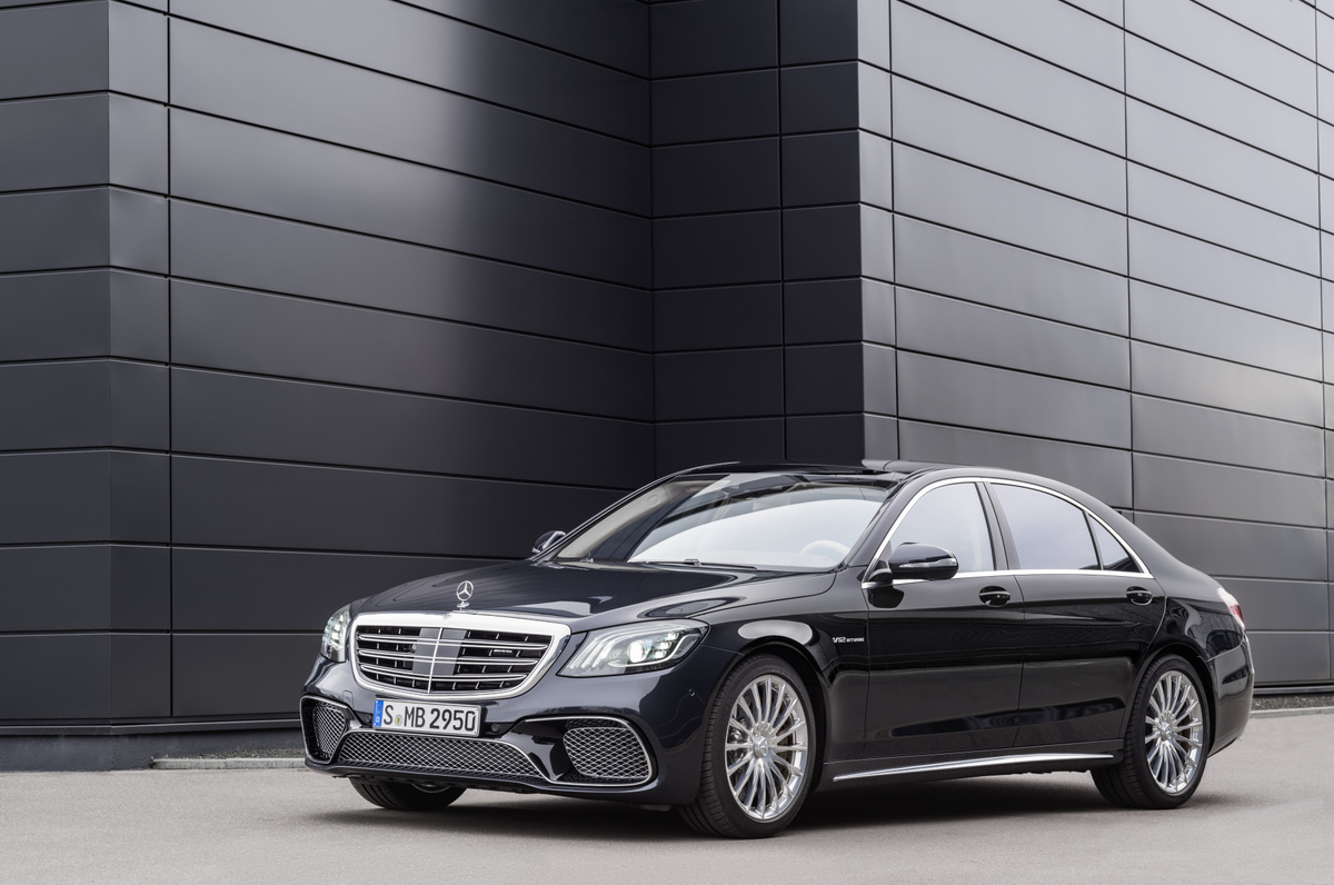 5 best features of the new mercedes benz s class for Mercedes benz s class features