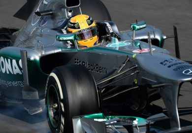 mercedes f1 qualifying