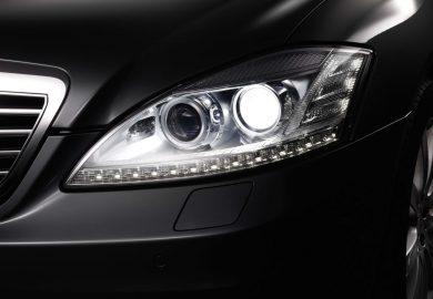 Lights-For-A-Mercedes-Benz