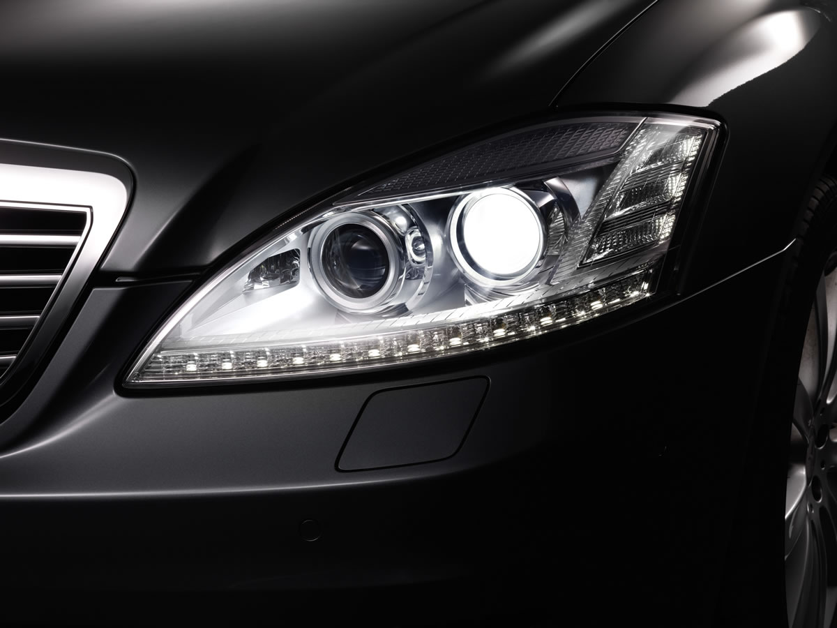 Phare Led Pour Mercedes S  Cdi