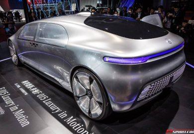 mercedes-benz autonomous car
