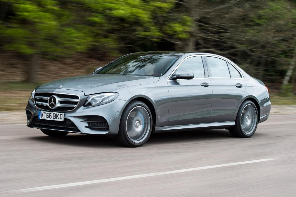 key selling points of the mercedes benz e 350 e plug in hybrid