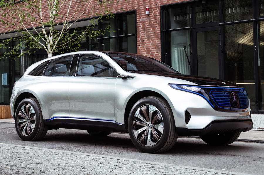 3 important features of the mercedes benz eq concept for Mercedes benz concept eq