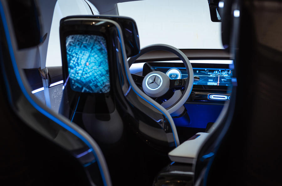 Pris Mercedes Eq >> 3 Important Features of the Mercedes-Benz EQ Concept