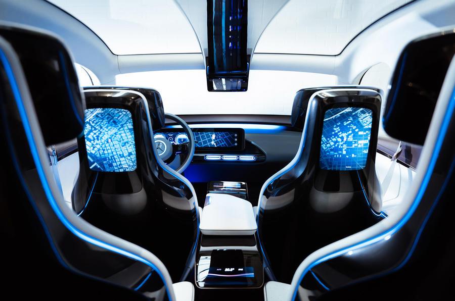 Mercedes Benz Concept Eq Benzinsider Com A Mercedes