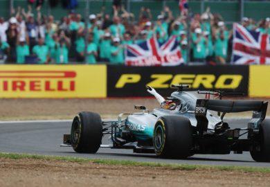 Lewis Hamilton wins 2017 British Grand Prix