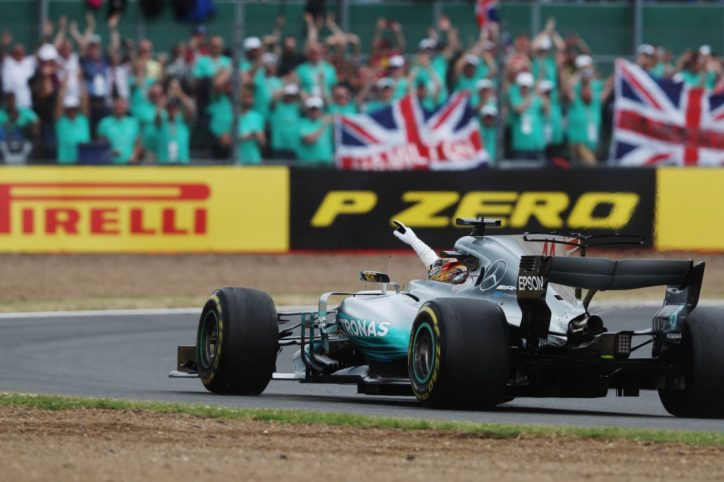 Lewis Hamilton wins 2017 British Grand Prix