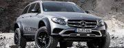 Mercedes-Benz E-Class All-Terrain 4×4² (1)