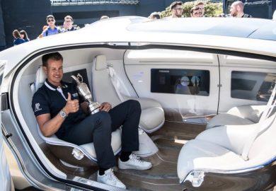 Mercedes-Benz F015 ConceptStenson