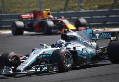 Valtteri Bottas third place Hungarian GP