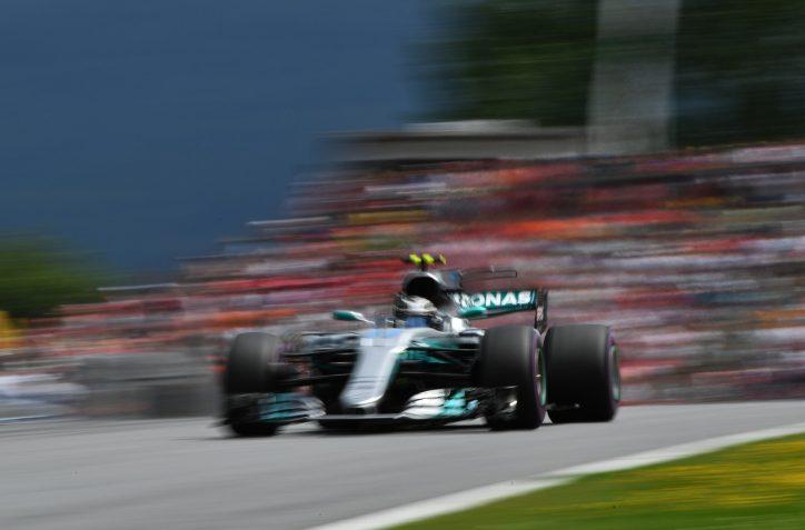Valtteri Bottas wins 2017 Austrian GP