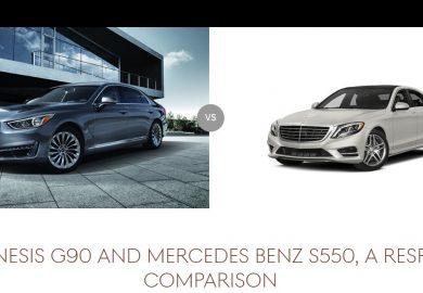 genesis g90 vs mercedes-benz s-class